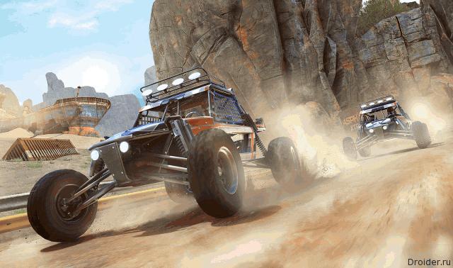 Спин-офф гоночной серии Asphalt доступен в Play Store