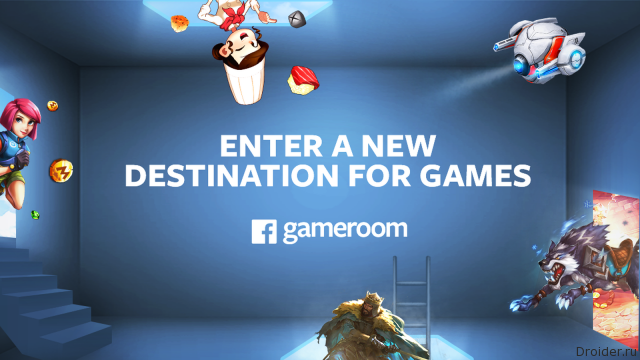 Gameroom от Facebook – конкурент геймерского сервиса Steam