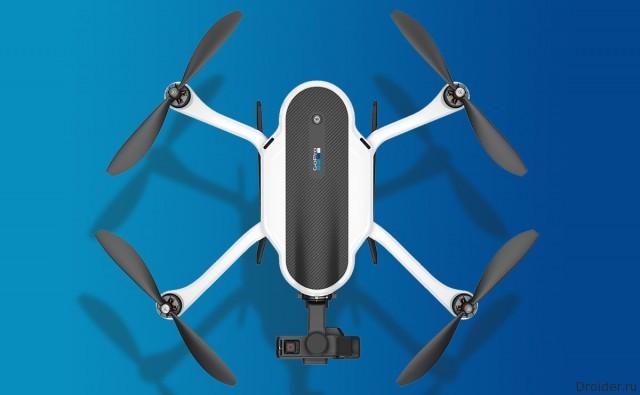 GoPro объявила оботзыве реализованных дронов Karma