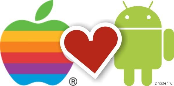 том,что раньше андроид и другие платформы народе