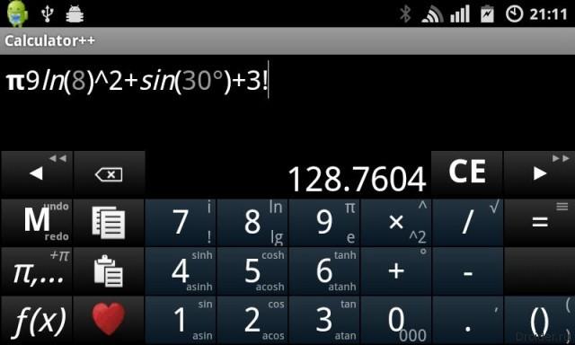 поздравить лучшие калькуляторы инженерные для андроид (Ош) Муж