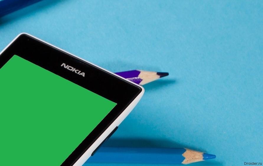 Нокиа представляет новый смартфон