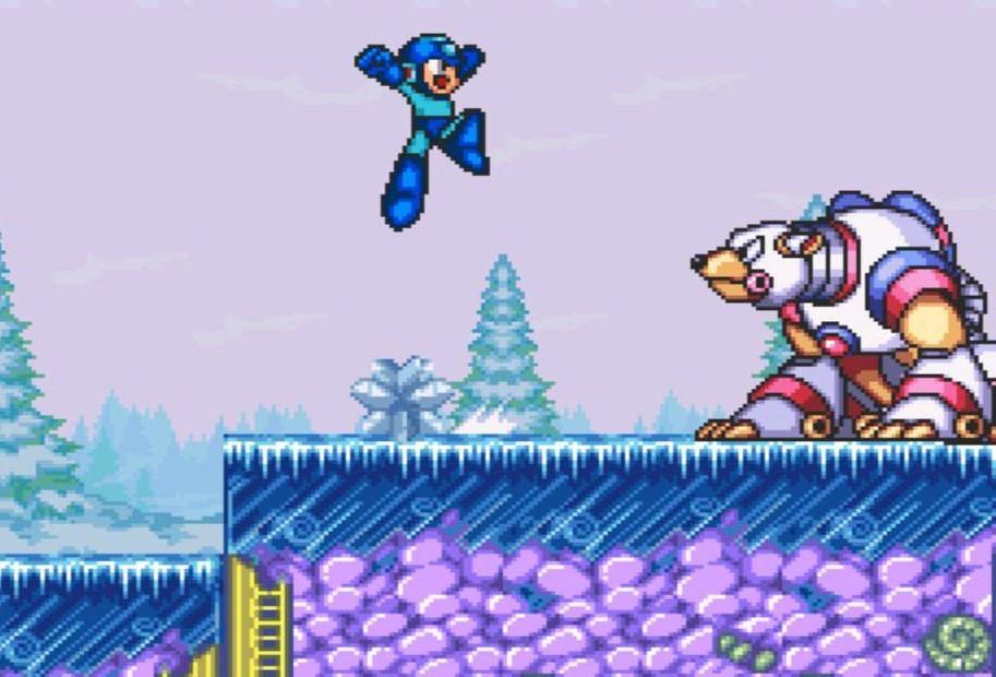 Классические игры Mega Man выйдут на Android и iOS