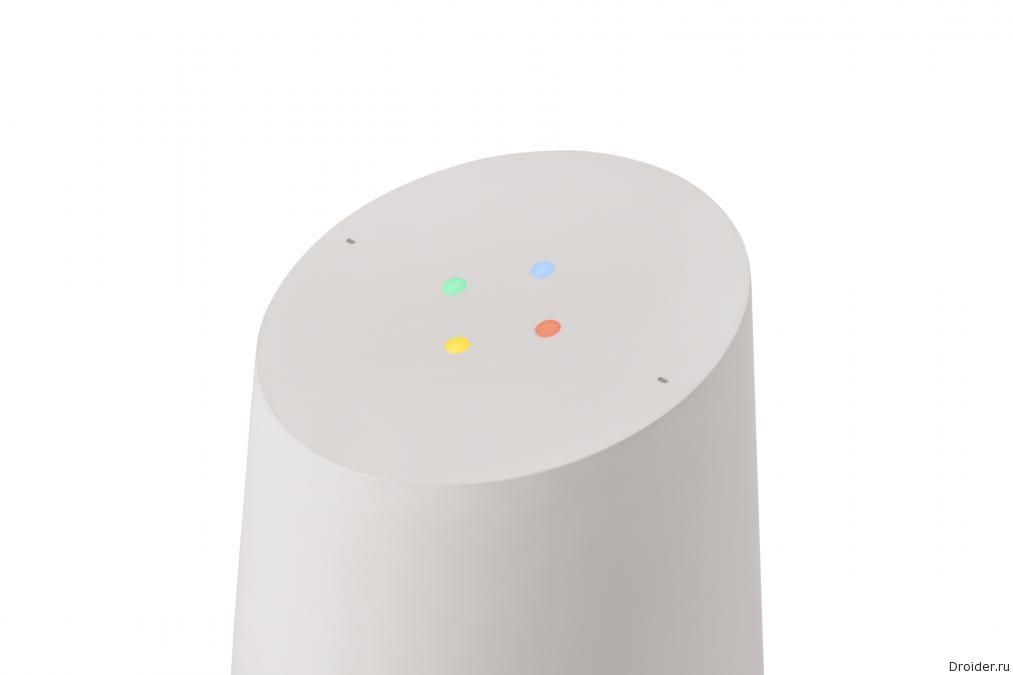 [Видеообзор] Google Home: Распаковка и мнение