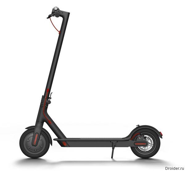 Smart Electric Motor Scooter - складной электросамокат от Xiaomi  Android