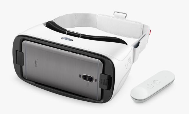Google проболталась о новой VR-гарнитуре | CES 2017