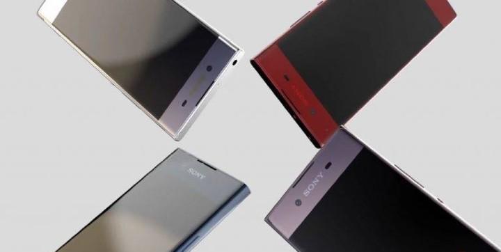 Рендеры второго поколения Xperia XA