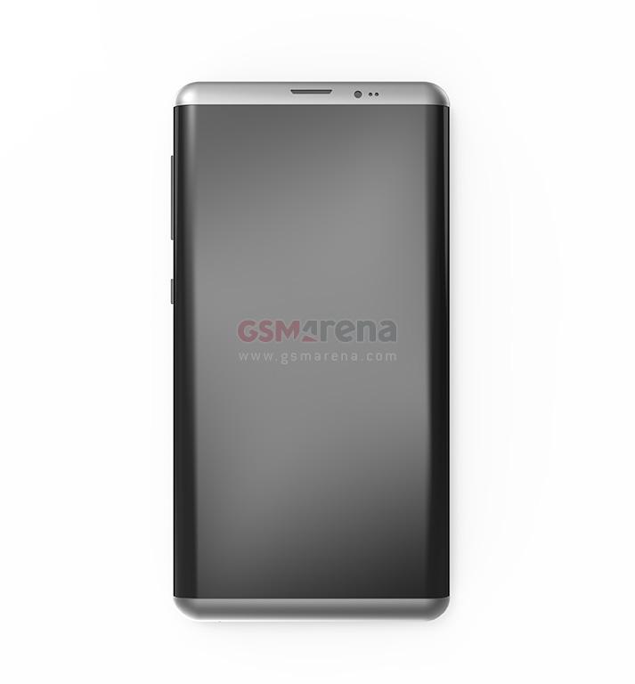 Galaxy S8 впервые в видео