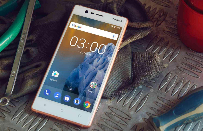 Nokia 3 и 5 уже здесь | MWC 2017