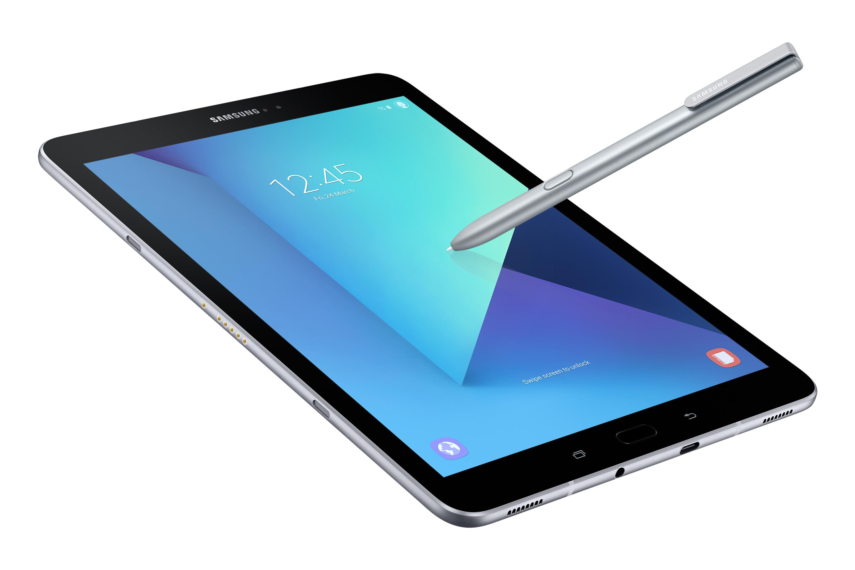 Премиальный Galaxy Tab S3 со стилусом | MWC 2017