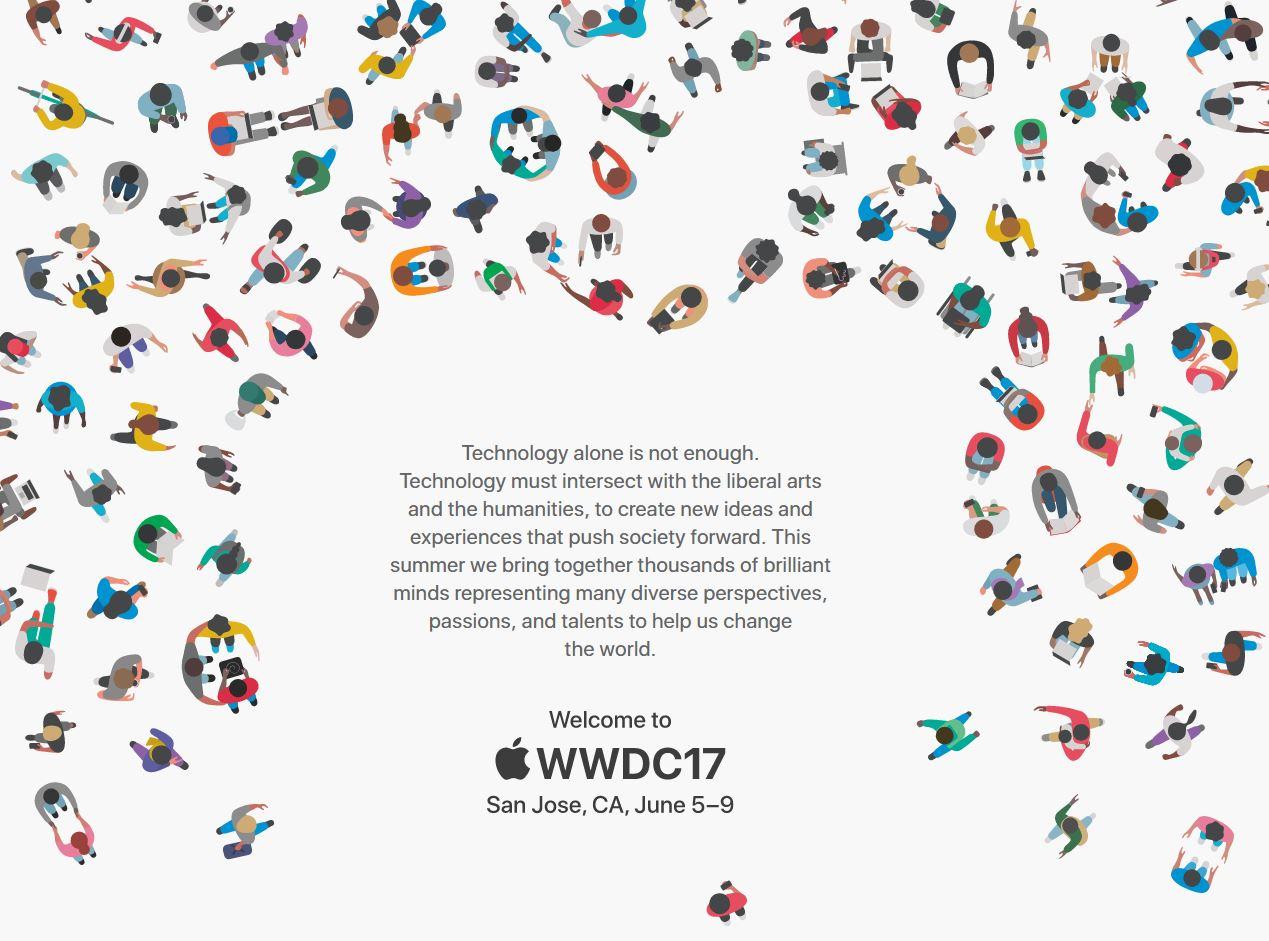 Apple назначила дату WWDC 2017
