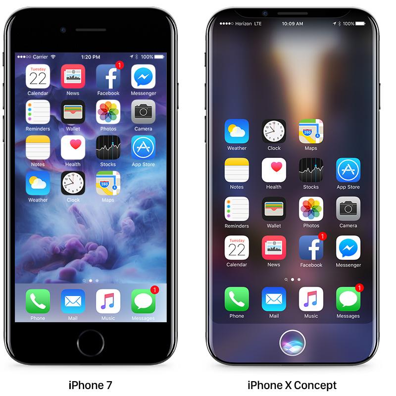 Юбилейный флагман Apple с технологией AR
