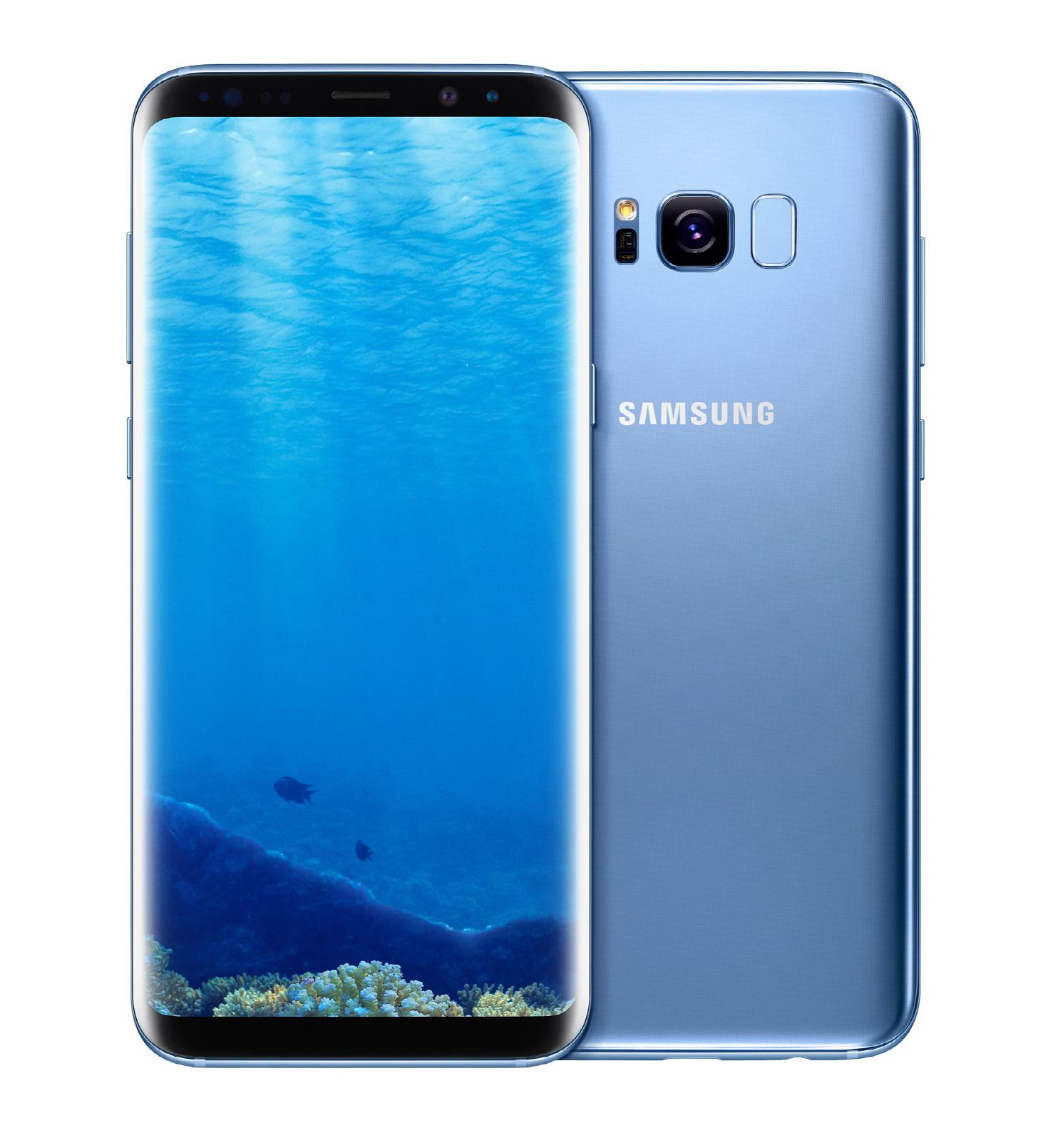 Galaxy S8 и S8 Plus «без границ»