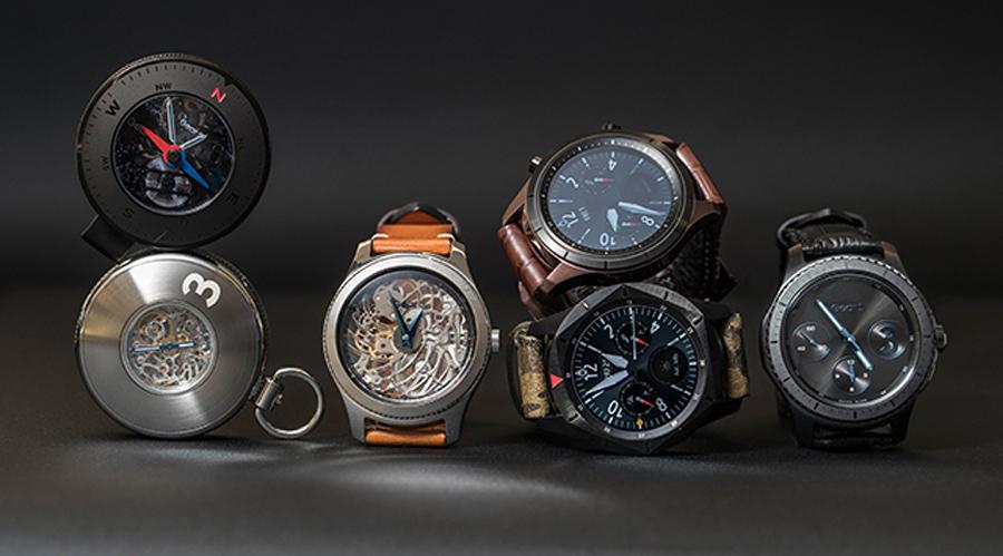 Механические часы от Samsung