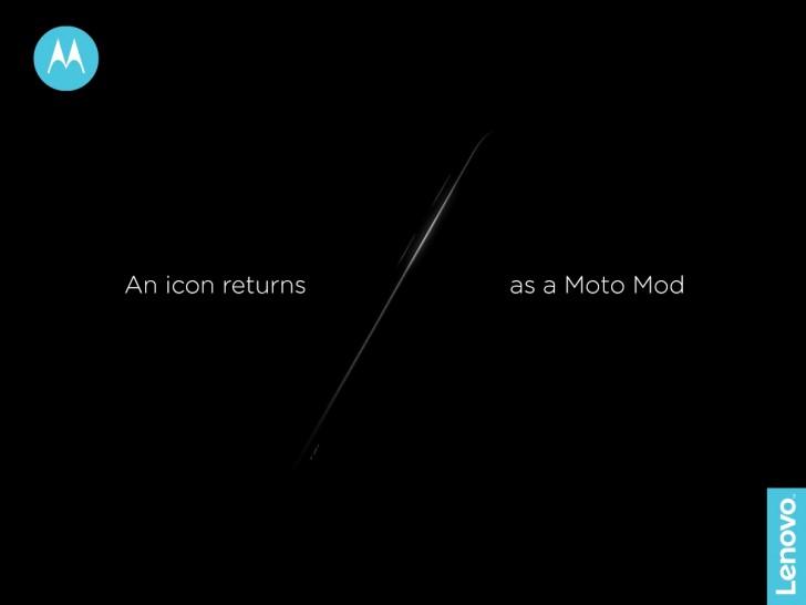 RAZR возродится как Moto Mods?