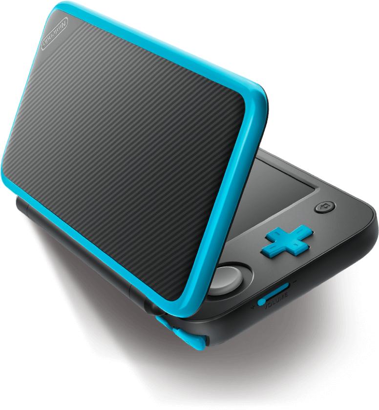 2DS XL — новая приставка Nintendo