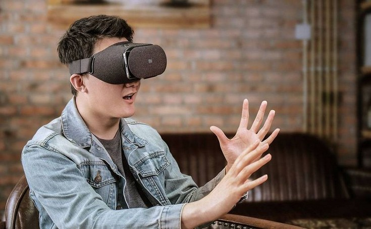 Mi VR Play 2 — новая VR-гарнитура Xiaomi