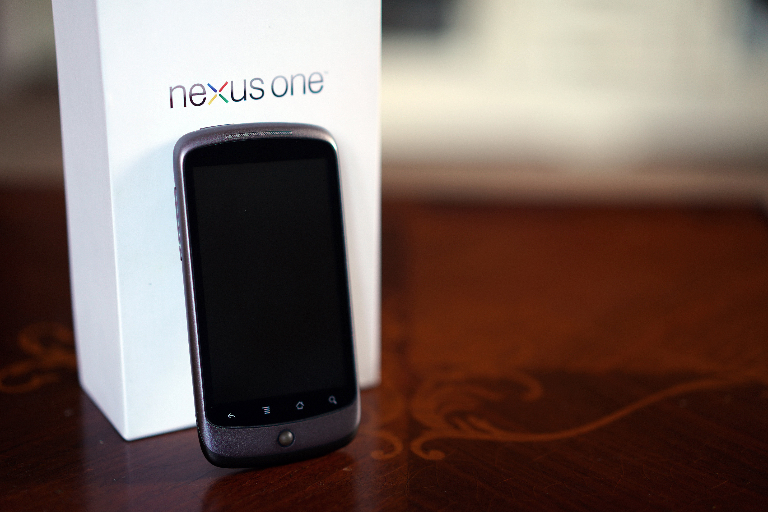 Nexus One — начало легенды | Ретро-гаджеты