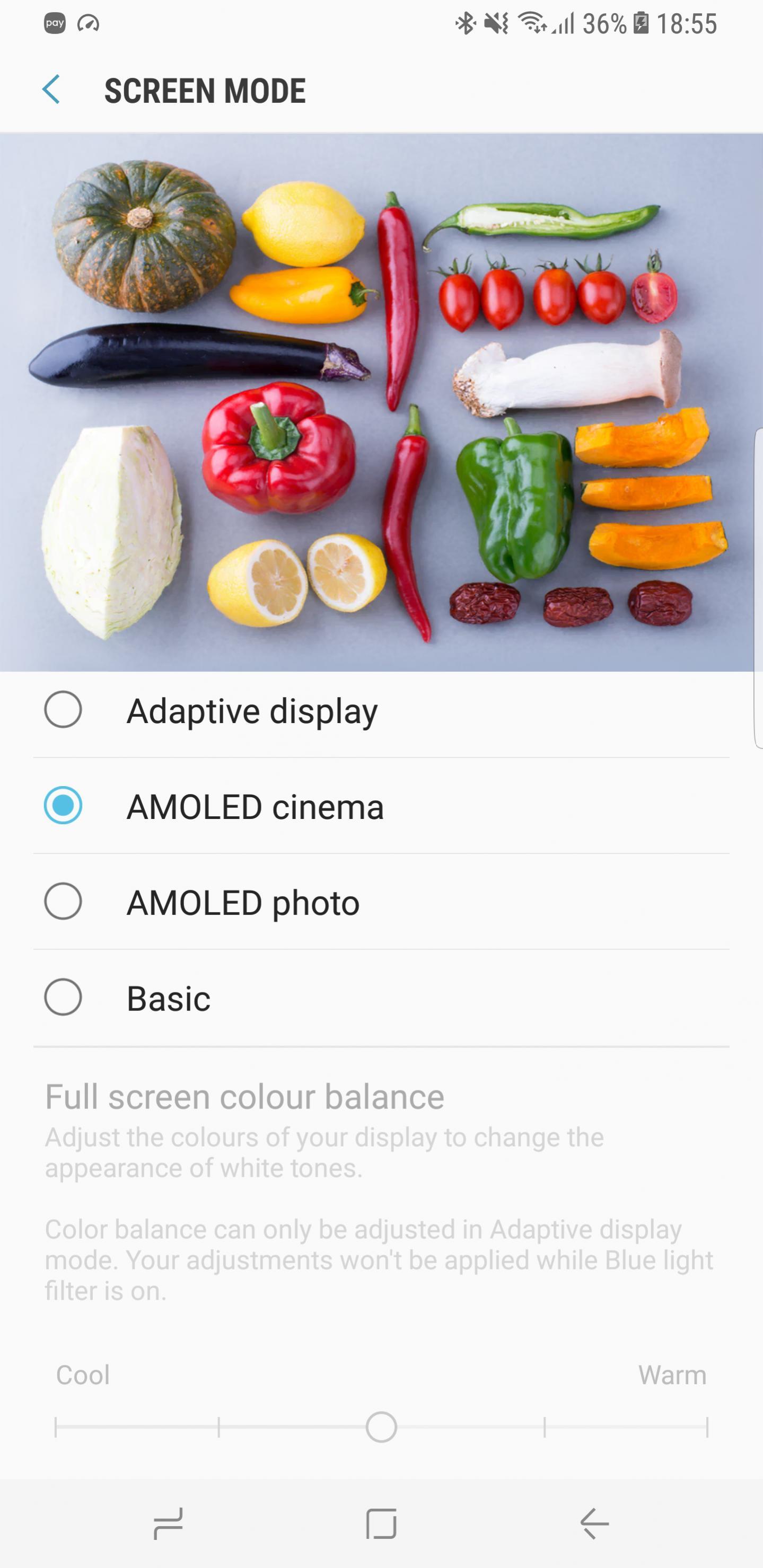 Samsung исправит красный экран флагманов
