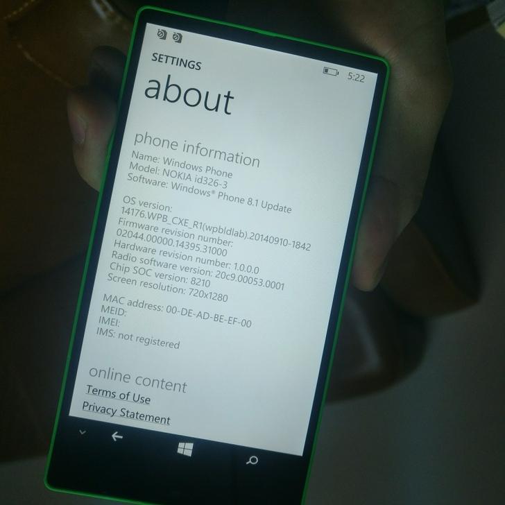 У Nokia был «безрамочник» 3 года назад