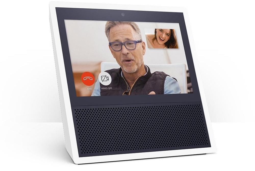 Echo Show — новая смарт-колонка Amazon