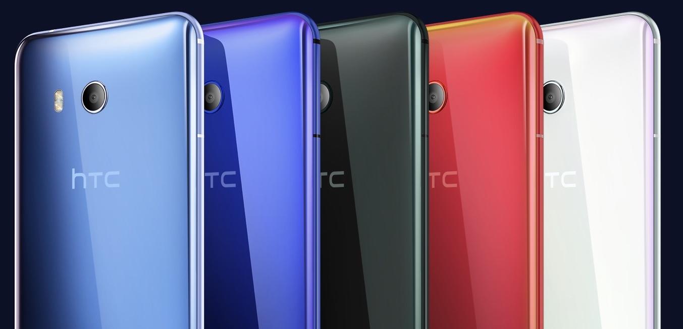 U11 — самый «чувствительный» флагман HTC