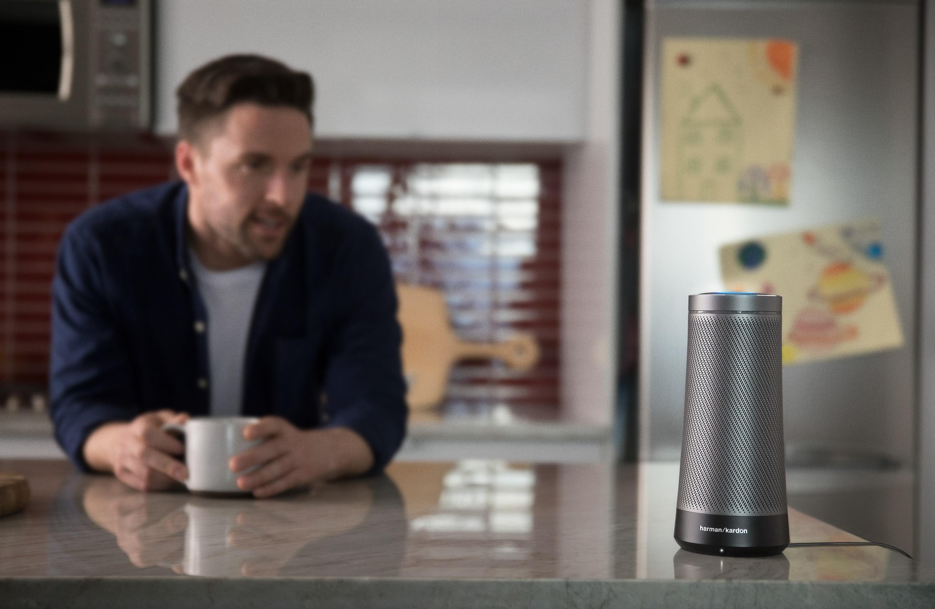 Invoke — «умный» динамик с Cortana | Build 2017