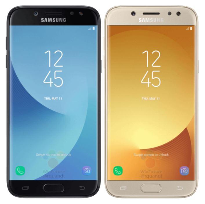 Подробности о Galaxy J5 и J7