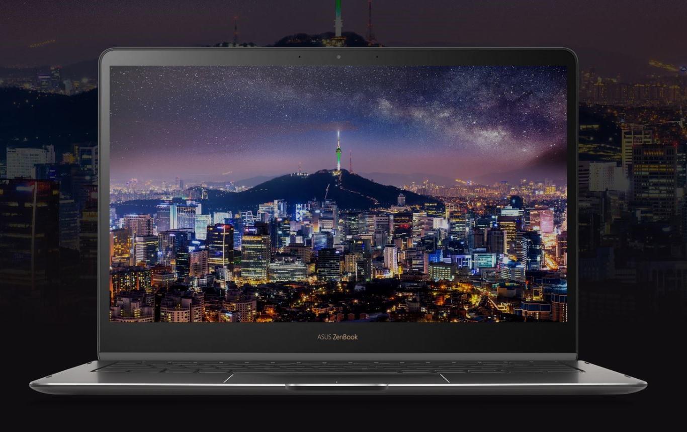 ZenBook Flip S — очень стройный трансформер | IFA 2017