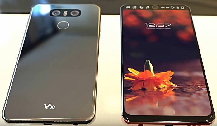 V30 от LG будет в 3 вариантах