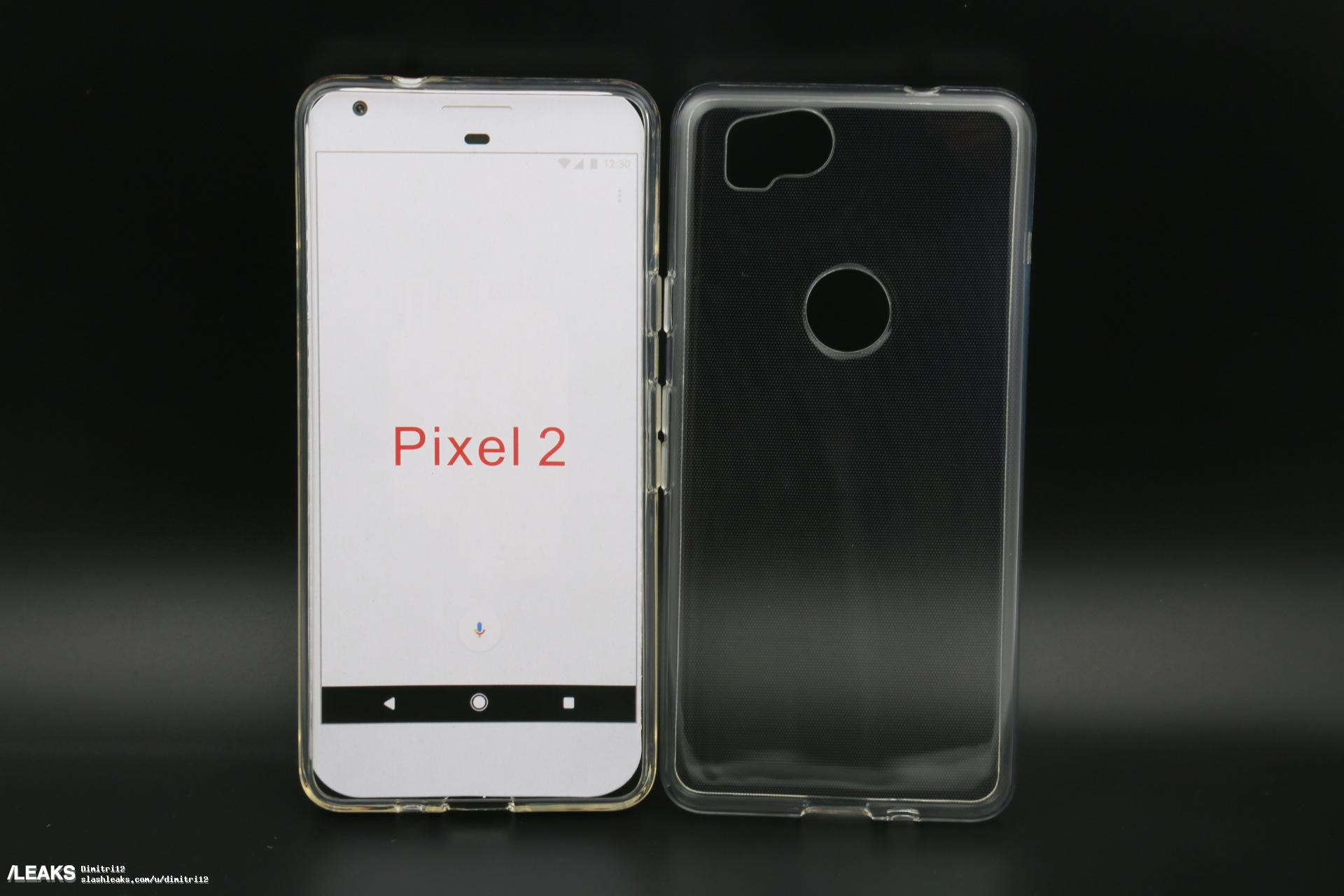 Pixel 2 будет «разноцветнее»