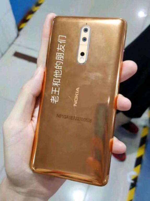 Анонс Nokia 8 ещё ближе