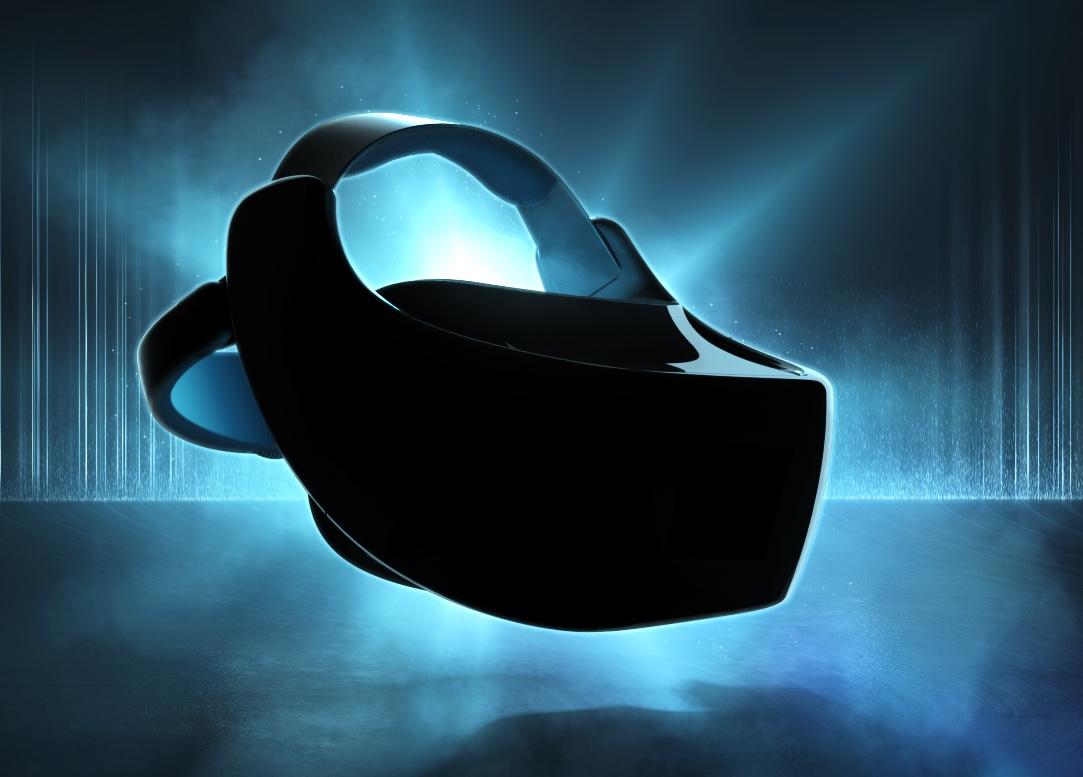Vive Standalone — автономный VR-шлем