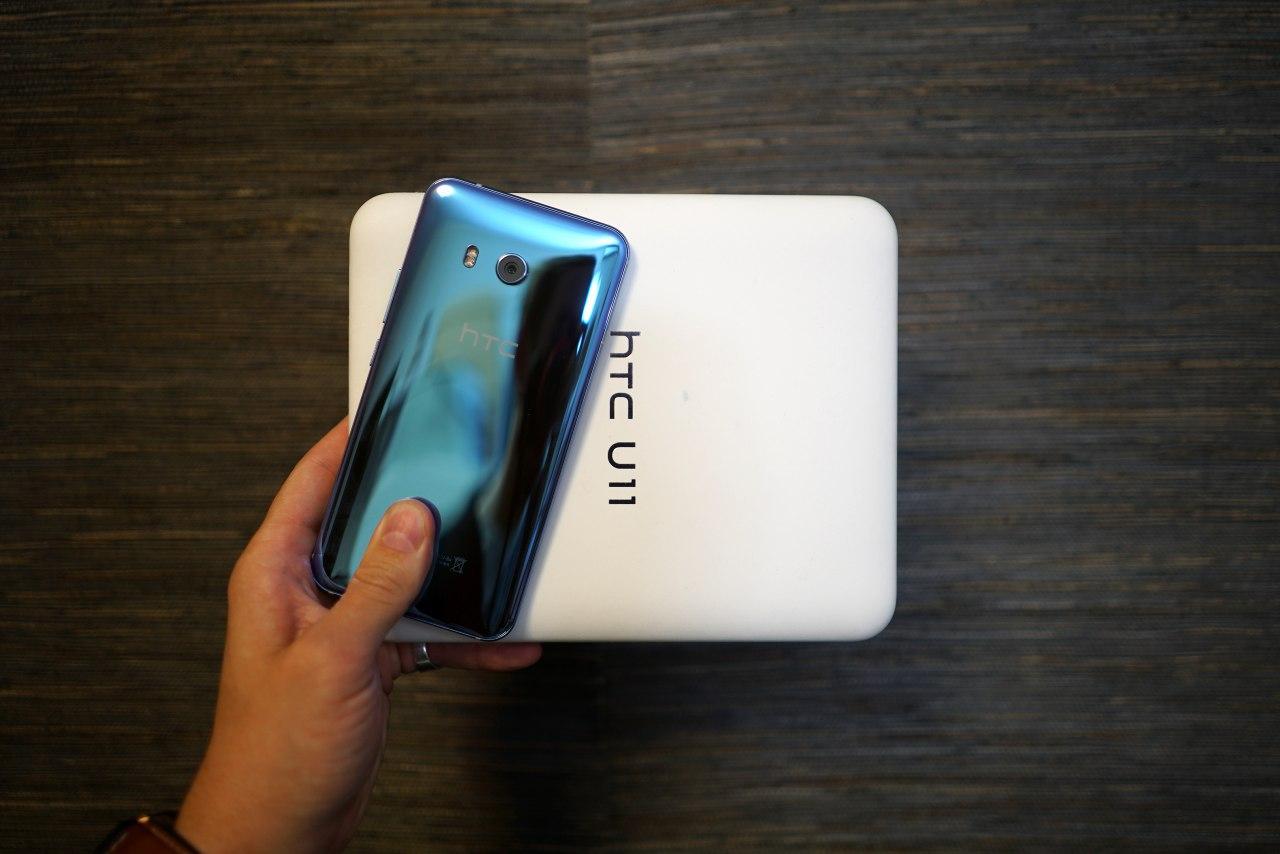 U11 от HTC — удивительное рядом | Видеообзор
