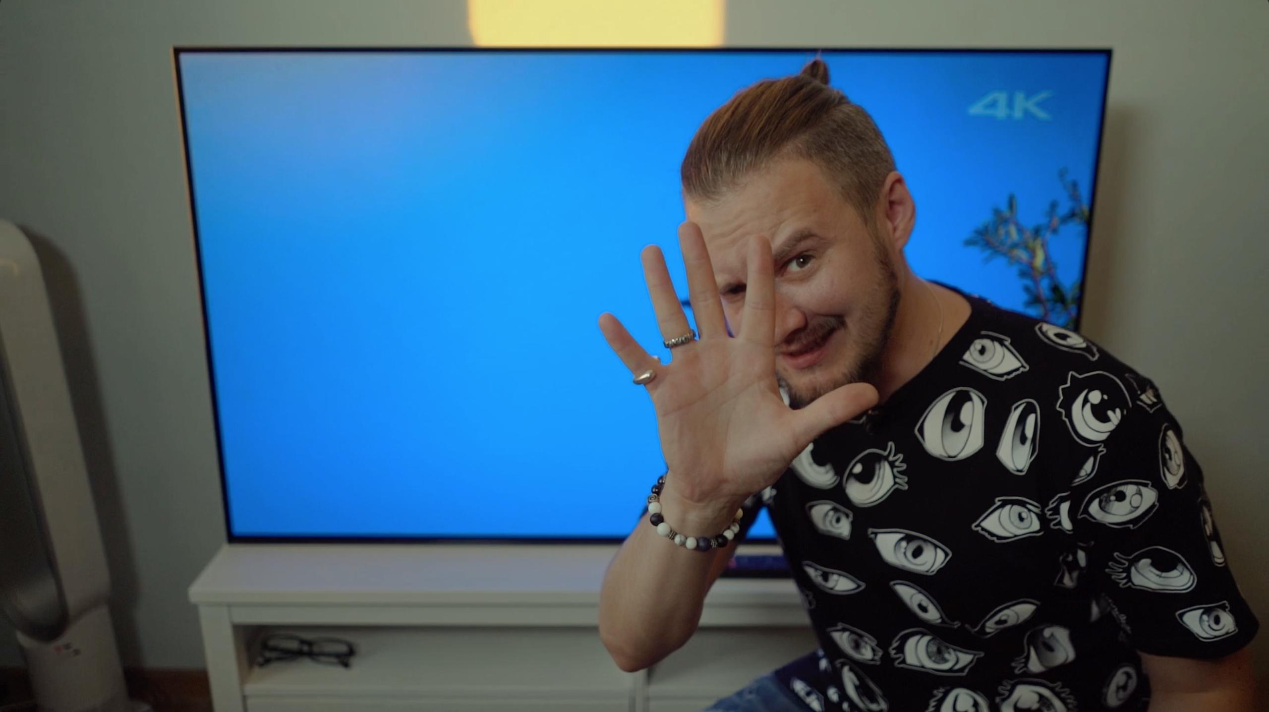 5 уникальных «фишек» OLED-телевизора Sony | Видеообзор