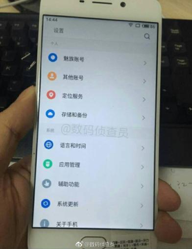 M6 Note от Meizu на снимках