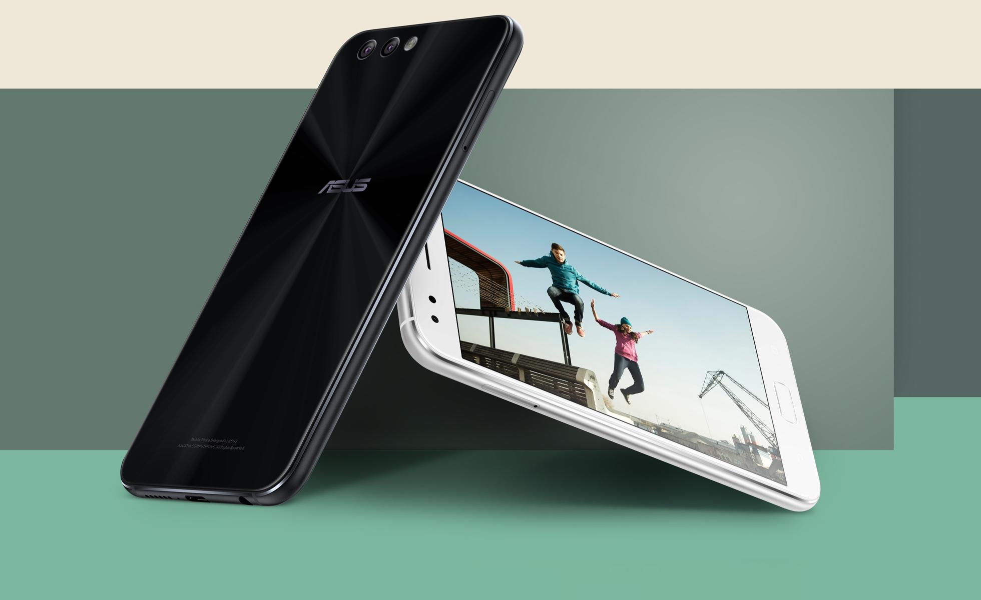 Zenfone 4 и Ко презентованы