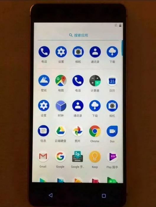 Nokia 8 снова в кадре