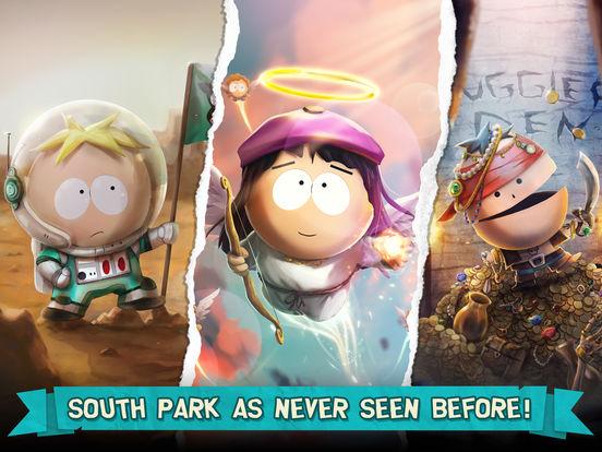 Новая игра по South Park готовится к релизу