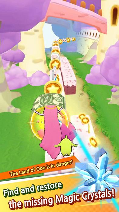 Adventure Time стал игрой