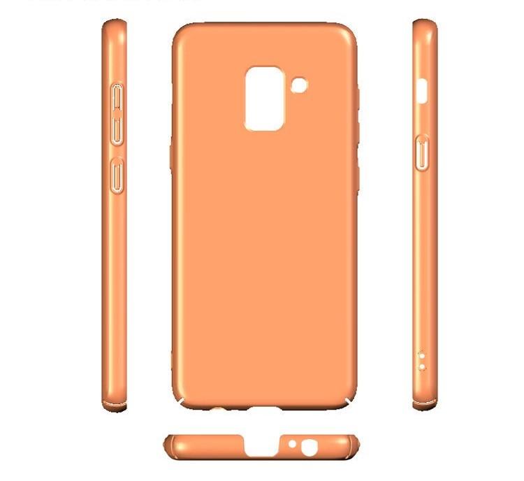 Рассекречен дизайн смартфонов Galaxy A (2018)