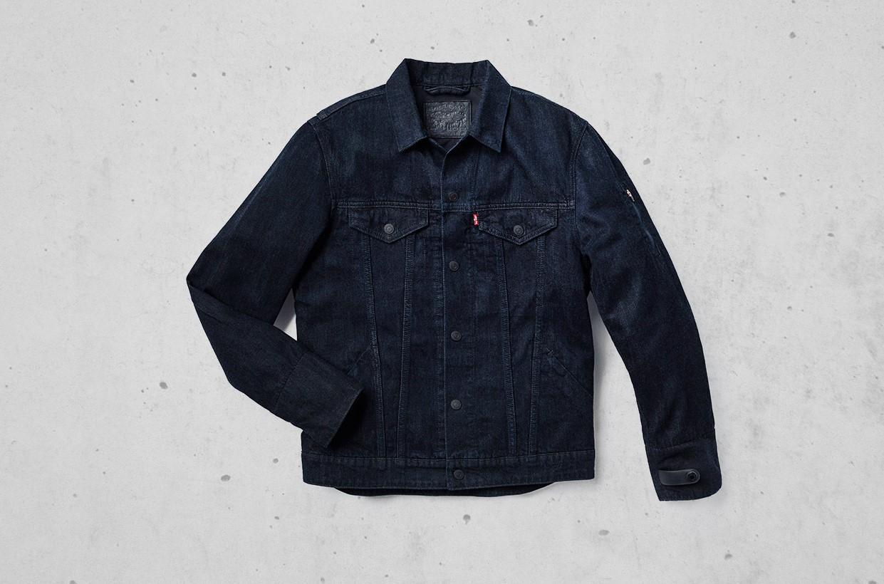 Смарт-куртка от Google и Levi's анонсирована