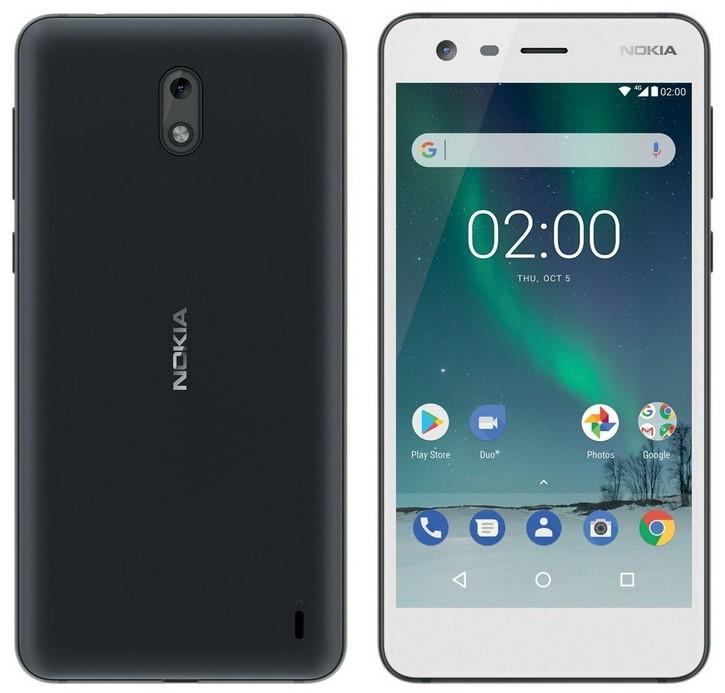 У Nokia 2 будет мощная батарейка