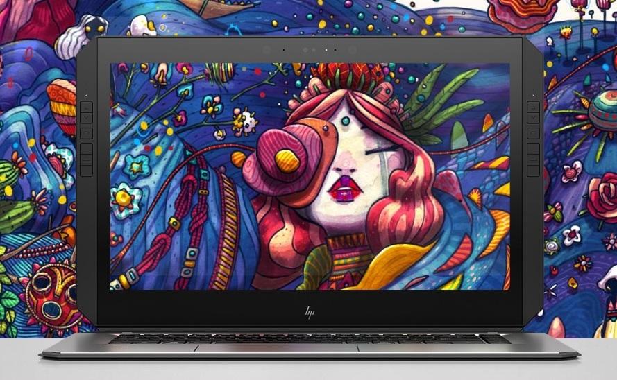 ZBook x2 от HP — самый мощный планшет в мире