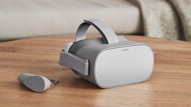 Oculus Go — автономный MR-шлем