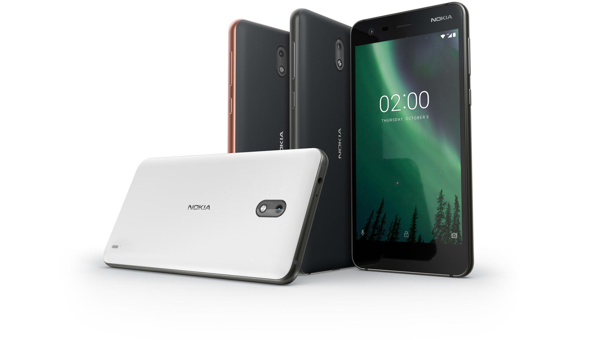 Nokia 2 — «живучий» смартфон