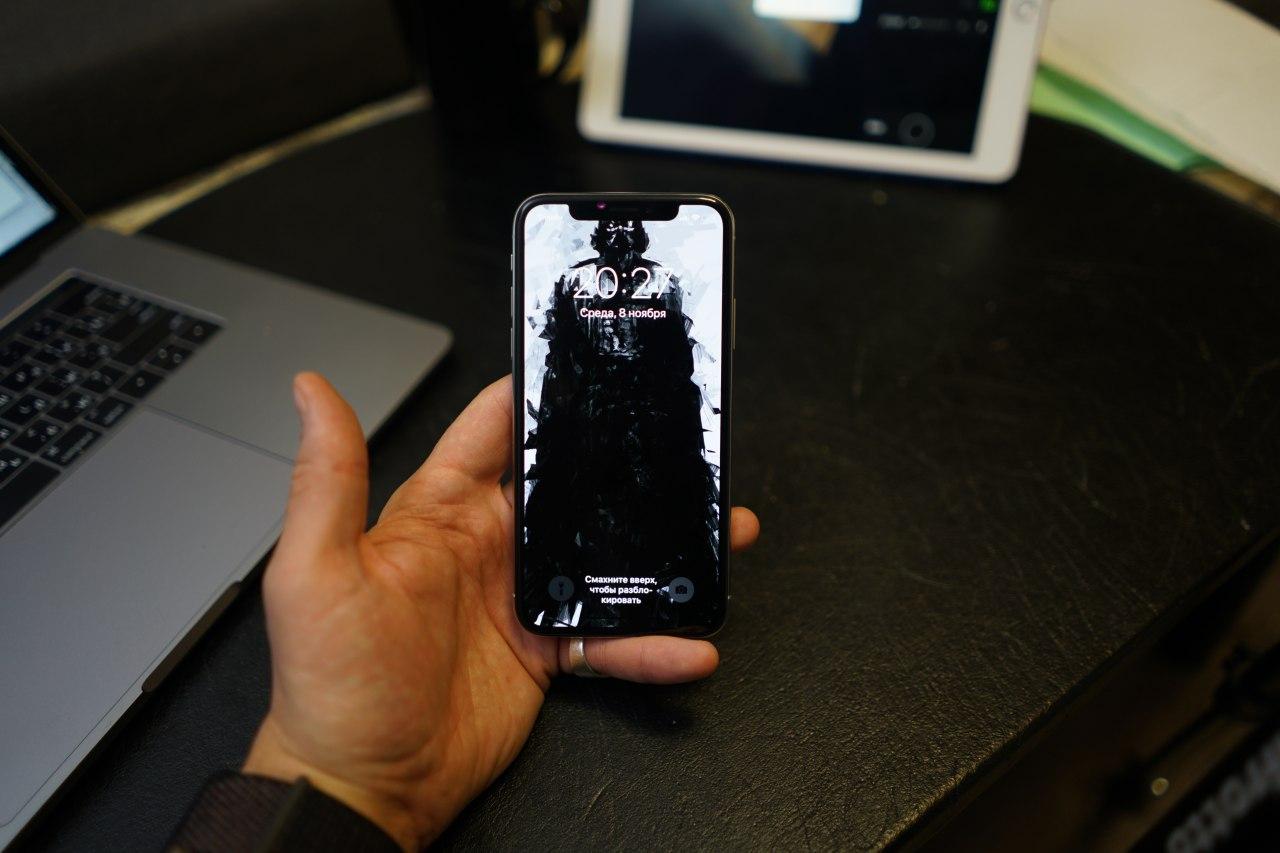 iPhone X и быстрая зарядка | Видеообзор