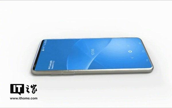 Смартфон Xperia в полноэкранном стиле