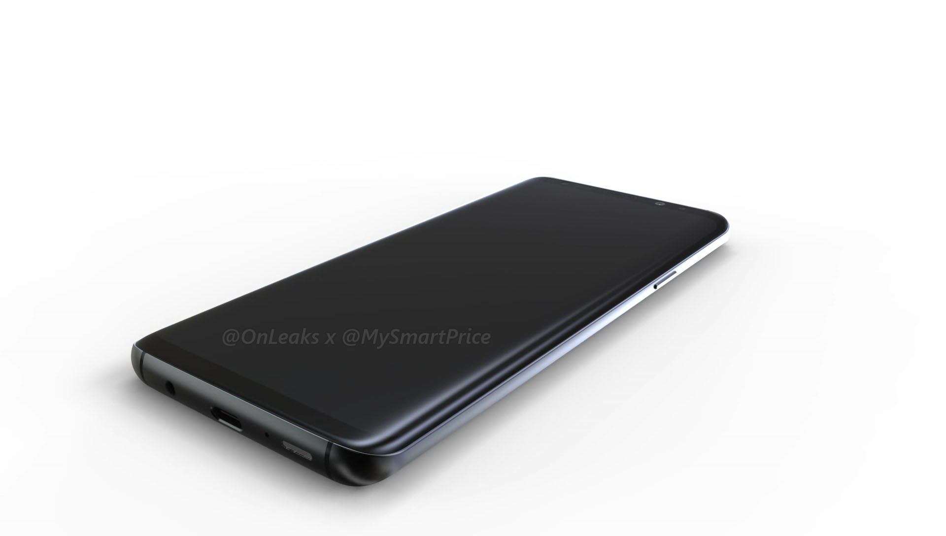 Galaxy S9 Plus демонстрирует двойную камеру