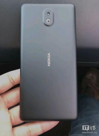 Nokia 1 показался на снимках